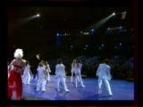 Балет TODES и Лев Лещенко на концерте посвящённом 210-летию Минфина 07.09.12