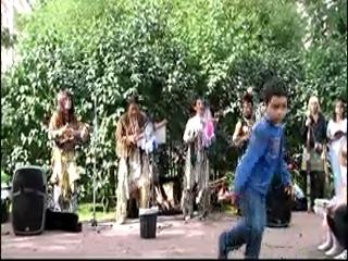 Pakarina 26/08/12 Movimiento indigena